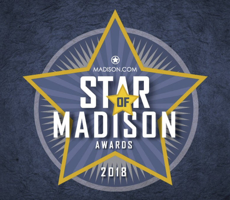 "Please vote for us in the ""Star of Madison"" poll!"