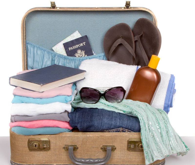Road Trip Ready: Getting Your Suitcase Set for Summer Vacation