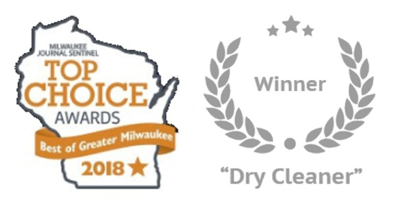 We are Milwaukee's Top Choice WINNER for 2018!
