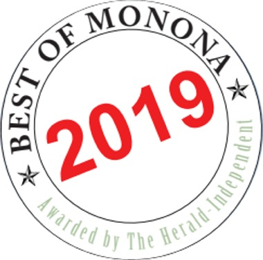16 years in a row… Best of Monona!