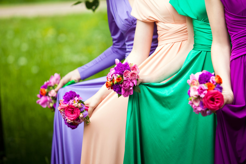 Protect and Preserve Formal Wear as Wedding Season Winds Down