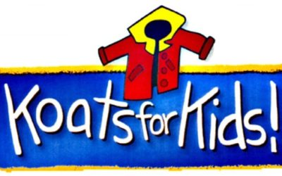 Donate your coats to the 35th annual Koats for Kids!