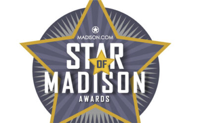 We won Star of Madison for 2020!