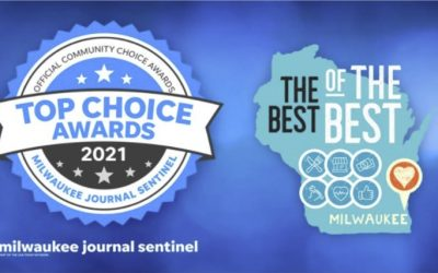 """Please vote for us in the Milwaukee Journal Sentinel """"Top Choice"""" awards!"""